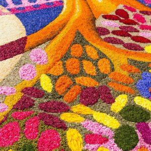 Największe kompozycje kwiatowe na świecie